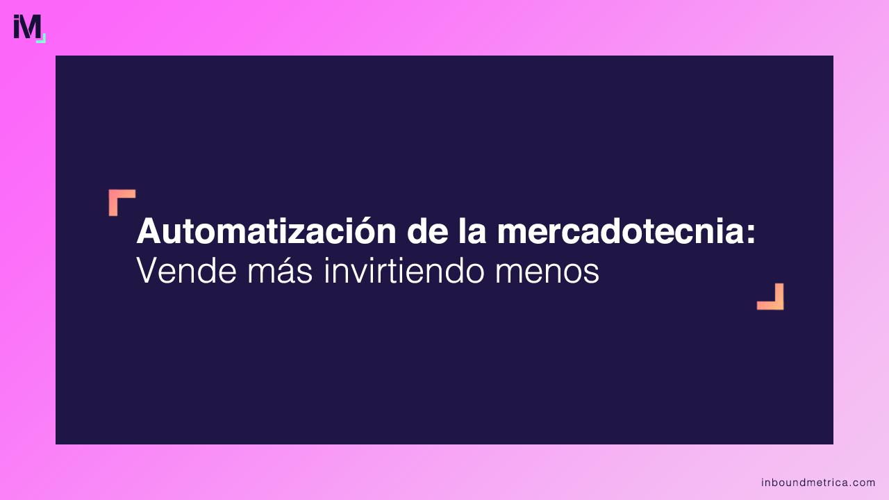AutomatizacionMkt